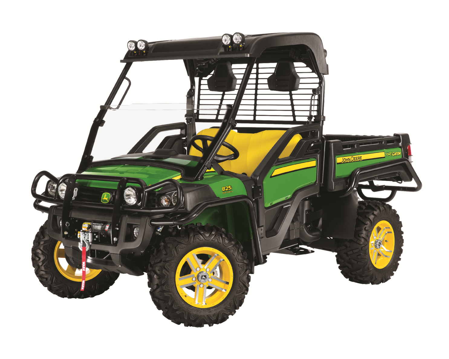 XUV 825i Gator Utility Vehicle with Power Steering
